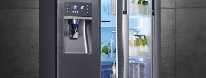 Avis sur le frigo samsung food showcase for Frigo cuisine pro