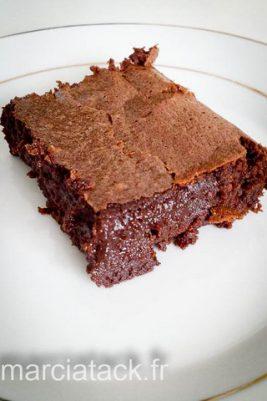 LE gâteau au chocolat très fondant et très chocolaté qui va vous faire oublier les autres