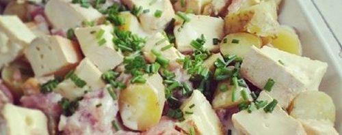 une part de reblochonade pommes de terre reblochon lardon