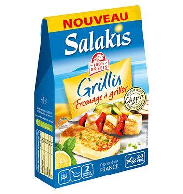 Grillis de salakis