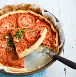 Recette De La Tarte Au Thon Tomate