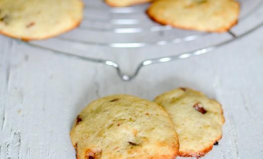 Recette des cookies banane