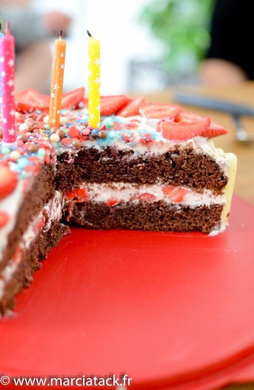 Recette Cake Chocolat Au Milieu