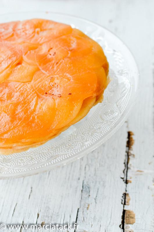 un gâteau aux pommes sans farine, sans lait sans oeuf