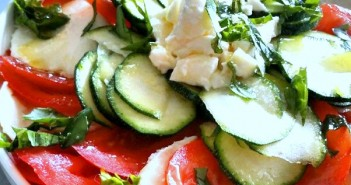 Recettes salades entr es froides marcia 39 tack for Entrees froides ete