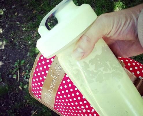 Recette du smoothie lait avocat