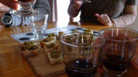 Recette du vin de noix