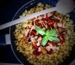 risotto de poulet aux pates