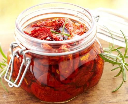 Comment faire des Tomates sechees fait maison