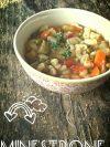 Recette du minestrone de légumes, la soupe italienne