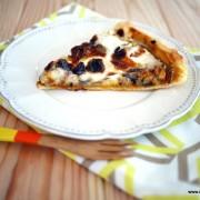 Recette tarte salée blettes et féta