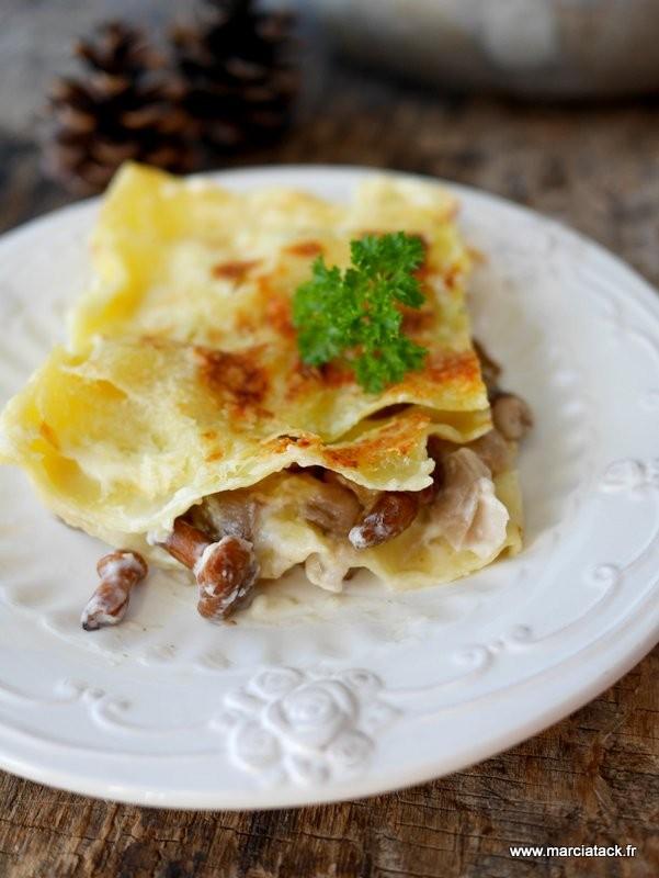 lasagnes-aux-champignons