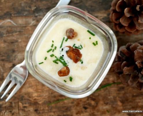Recette des oeufs cocottes aux champignons réalisés à la yaourtière multidélices de Seb