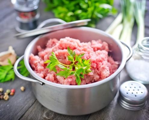Comment faire une farce de viande ?