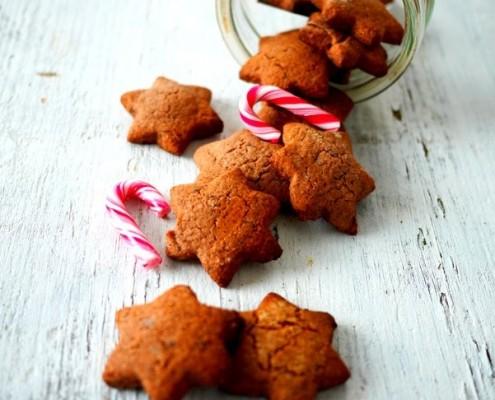 Recette facile des Bredele chocolat, les biscuits de Noël Alsaciens