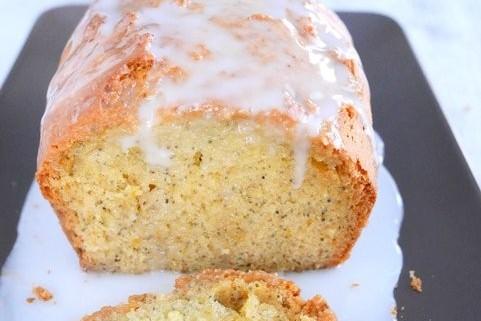 Recette du cake au citron et pavot