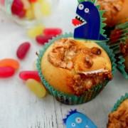 Recette rapide de muffins au nougat