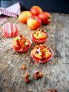 Recette facile des muffins aux pommes et caramel coulant