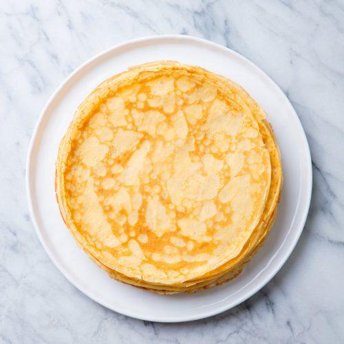 Recette de pâte à crêpe pour de jolies crêpes moelleuses