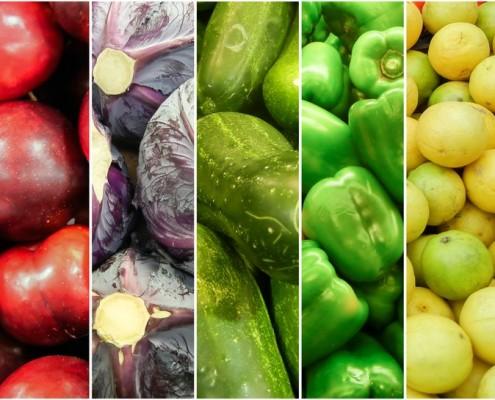 Consommez des fruits et légumes de saison