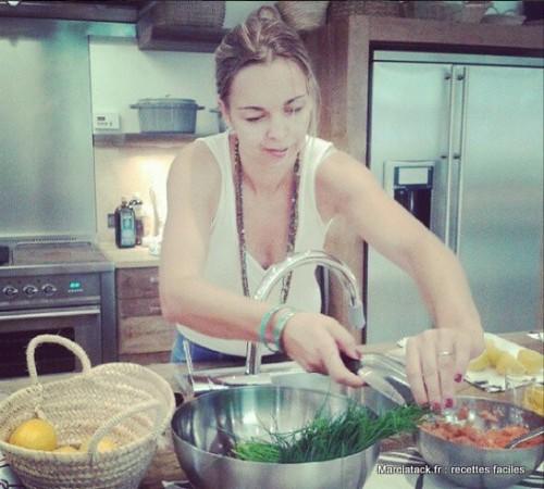 Valérie, rédactrice web culinaire