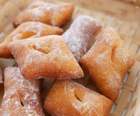 recette de bottereaux, les beignets de mardi gras