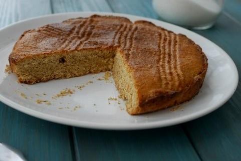 Recette facile du gâteau breton