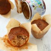 recette de muffin à la crème de maron