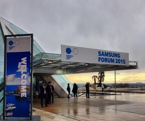 European forum samsung à Monaco