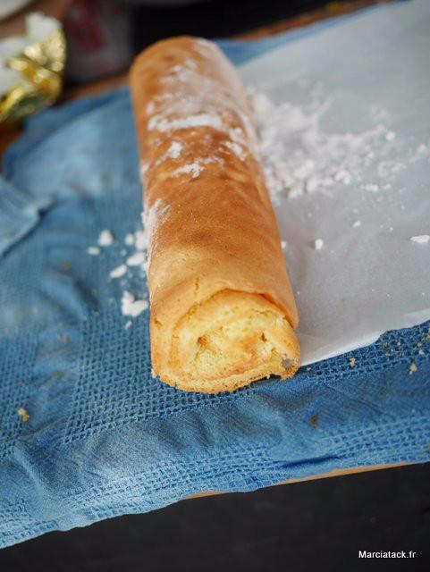 Réussir la génoise et le gâteau roulé