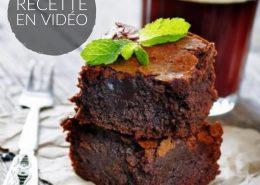 recette en vidéo du gateau au chocolat micro ondes
