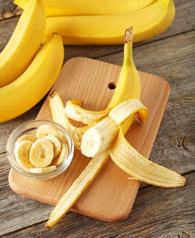 recettes à la banane