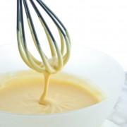 Recette facile et rapide de la crème patissière, recette tuuperware au micro onde