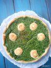 Recette facile de tarte epinard et chevre