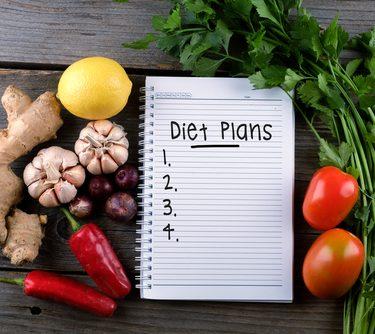 Imprimez votre planning des menus de la semaine