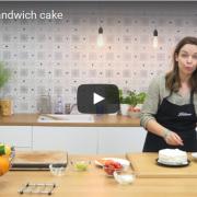 recette du sandwich cake