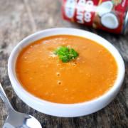 Recette de soupe de courge, potiron