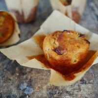recette de muffins à la banane