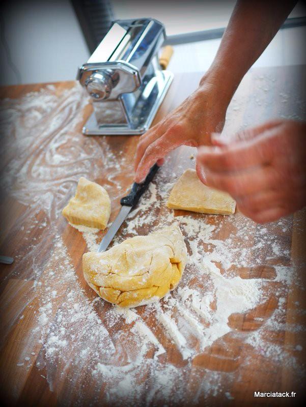 Comment faire des pâtes fraîches fait maison ?