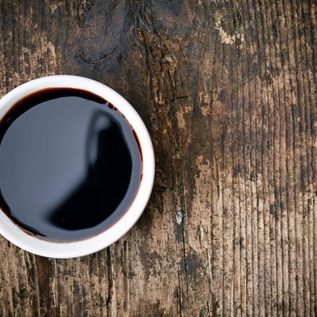 recette de caramel de vinaigre balsamique