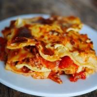 recette vraies lasagnes bolognaises