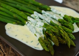 Recettes d 39 asperges infos et astuces de cuisine marciatack - Cuisiner les asperges vertes ...