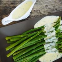 sauce pour asperges vertes