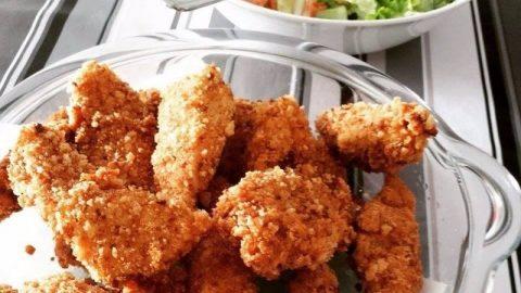 recette de poulet frit