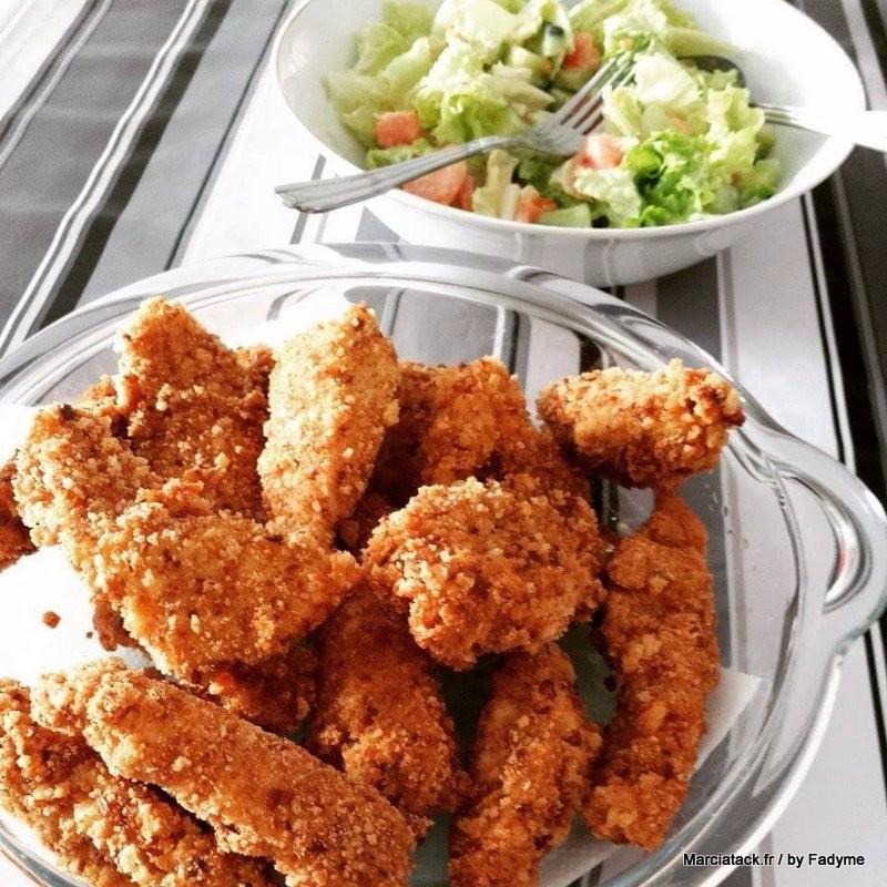 Recette Facile Du Poulet Frit Façon KFC
