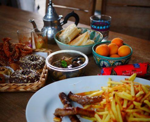 idées repas ramadan 2017