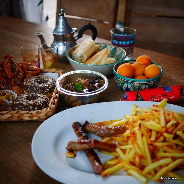 idées repas ramadan
