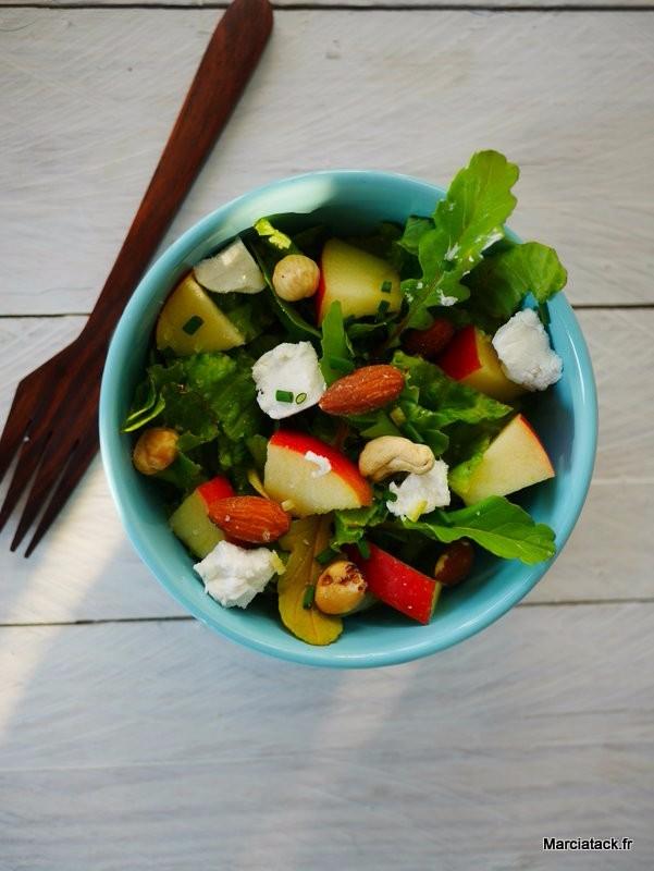 Salade croquante !
