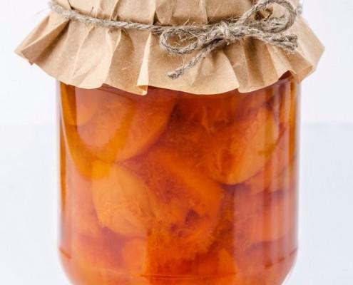 comment faire des conserves d'abricots