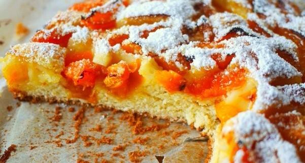 recette gateau abricot